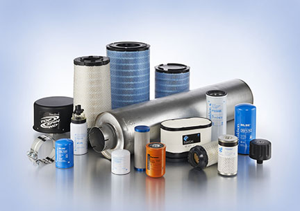 Donaldson Filters & Exhaust Products at Diesel Components Inc