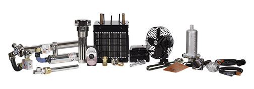 Engine and Equipment Heating Solutions | Diesel Components, Inc