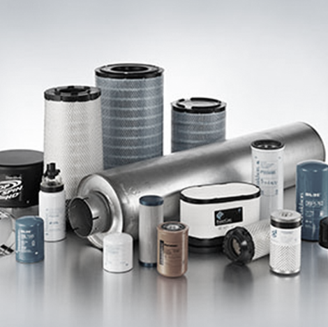 Filters and Exhaust Products